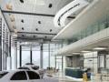 北京汽车4S店装修设计 汽车美容店装修 汽车展厅