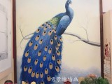 广州墙绘墙画常见的墙绘类型有种,选择