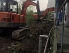 上海静安区挖掘机出租承接路面破碎土方挖掘
