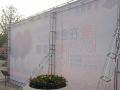 咸阳桁架,展览喷绘架,钢铁桁架,铝合金桁架