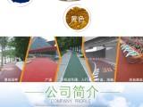 南京学校彩色跑道路面怎么做 彩色喷涂料厂家