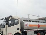 转让 油罐车东风东风多利卡8.3方加油车钱