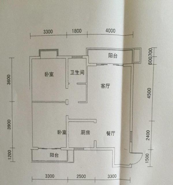 世纪金源福江苑毛坯车位便宜出租 2室2厅1卫