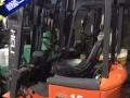 出售芜湖二手电瓶叉车 合力电动叉车1.5吨2吨价格