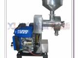 电动不锈钢汽油磨粉机中药材流动式研磨机