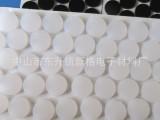厂家现货供应 台灯底座防滑硅胶垫 透明硅胶垫 3M自粘硅胶脚垫