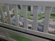 高级婴儿床,闲置