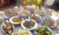 崂山叶子农家宴吃住一体、免费进山欢迎您的到来 :