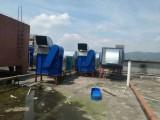 廣州中小餐館廚房排煙設備安裝油煙管風機風柜油煙凈化器