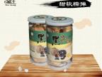 【出口级】黛王黑蒜 多瓣180g罐装黑大蒜 山东有机黑蒜头特产批发