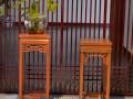 大果紫檀家具时间久了是什么颜色
