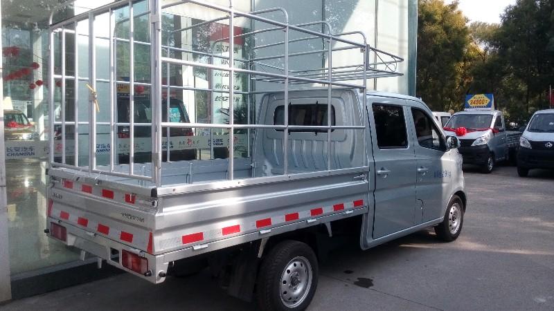 全新双排长安小货车搬家载货!物流提货发货