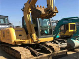 二手挖掘机出售小松挖掘机