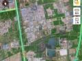 上海路与长江路交叉口东北 土地 100000平米