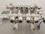 整体锻造智能温控地暖分集水器湖南厂家批发