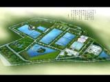 南宁园林景观规划效果图制作