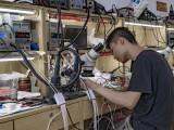 哪里学习手机电脑家电维修好,本溪致技培训机构