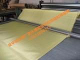 呼和浩特铜丝网厂家直销包头防辐射屏蔽网120目铜丝布