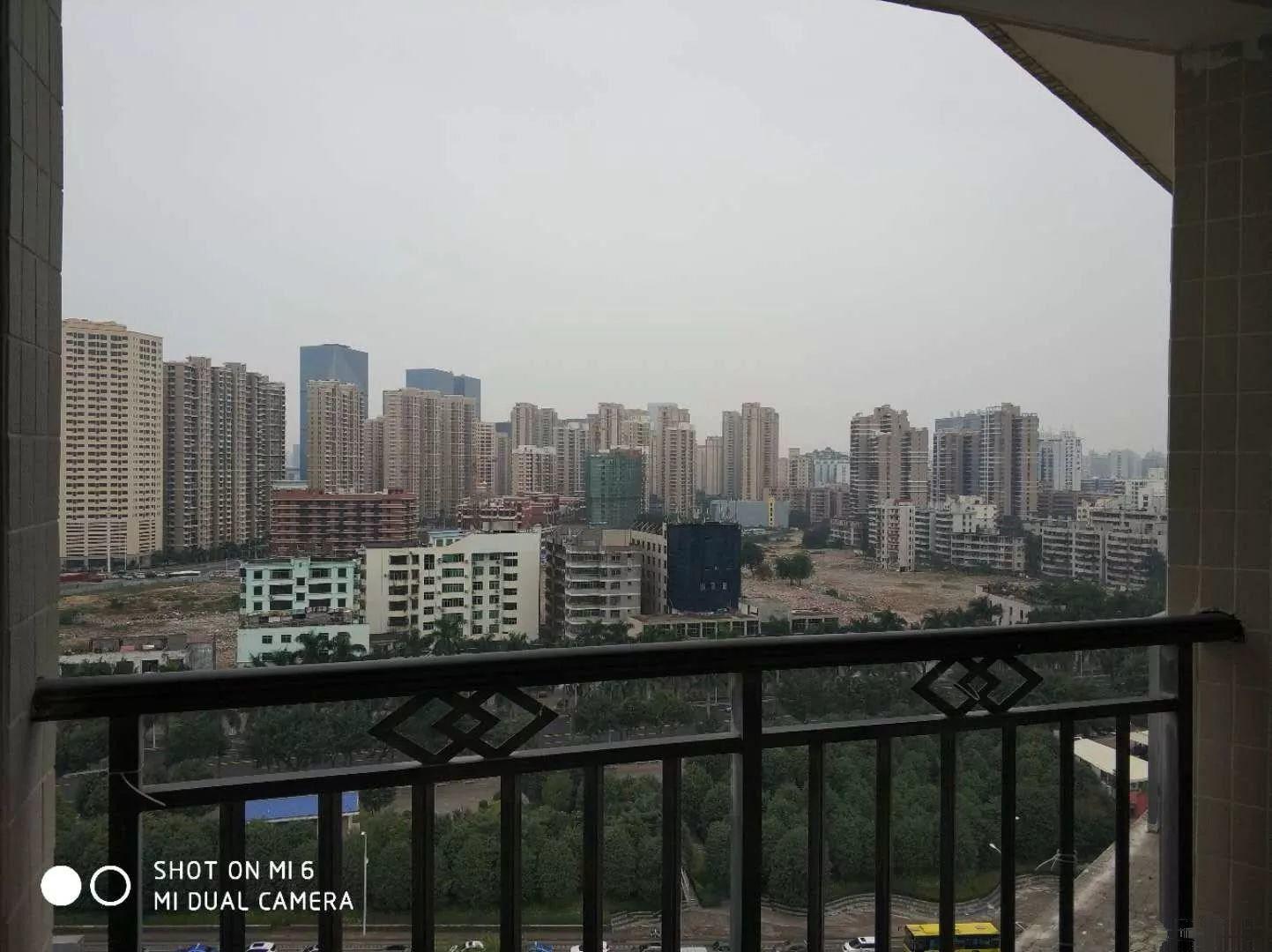 国兴商圈 宇建城市花园 精装3房 配套齐全 观景视角开阔