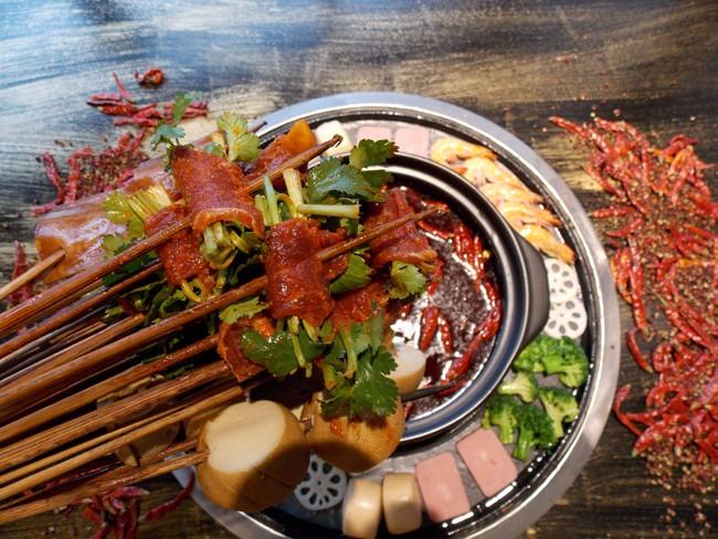 奇侠烤涮一体火锅,特色品牌加盟