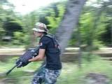苏州石湖野营岛怎么才能免费玩镭射真人CS,限周一到周四活动
