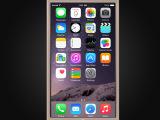 iphone6钢化玻璃膜4.73D曲面钢化膜苹果6plus钛合金