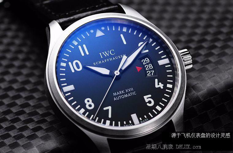 精仿名表一比一完美复刻瑞士名表IWC万国大型飞行员传承系列