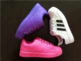 韩国爆款板鞋运动鞋跑步鞋休闲鞋三道杠女鞋贝壳头厂家直销可代发
