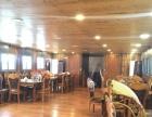 国家4A级景区船上的饭店惊爆价出售【弘绎免费推