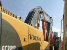 转让 挖掘机沃尔沃290正宗原装九成新包邮面议