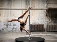 济南鹏成钢管舞学校 正式更名卡古钢管舞学校 现代舞爵士舞