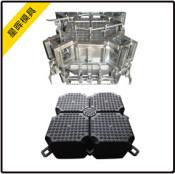 滚塑铝板浮筒模具 滚塑浮球模具生产 滚塑模具开发