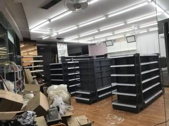 广东省便利店货架 收银台批发采购 上门安装电话