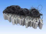 焦作华宇镁业供应镁阳极,管道防腐蚀阴极保护