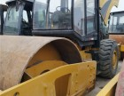 特价徐工22吨二手压路机,单钢轮振动压路机专卖,性能免检