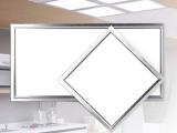 led 平板灯  吸顶 厨卫灯 嵌入式LED厨房灯吊顶灯卫生间吊