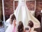 郑州婚纱礼服定制 新娘穿搭秘诀