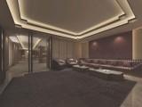 上海会所装修设计,别墅餐厅装修设计