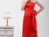 新娘敬酒服 个性礼服 抹胸礼服 晚礼服