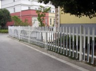 重庆PVC塑钢护栏杆栅栏