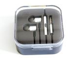 小米活塞耳机小米耳机活塞小米活塞金属耳机外贸欧美品质厂家直销