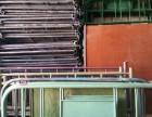 全西宁上门回收二手高低床 工程方木 竹胶板