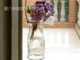 ZAKKA杂货 日式家居装饰 SINCE硫离吊瓶 玻璃装饰瓶 无