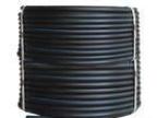 专业生产制造黑色PE给水管PE穿线管PE