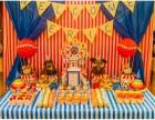 宝宝生日满月宴甜品定制婚礼甜品翻糖蛋糕