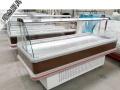 厂家直销常温柜、加热、制冷保鲜不锈钢超市熟食展示柜