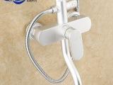 新品上架大优惠 太空铝淋浴龙头  水暖五金 氧化水龙头 8141