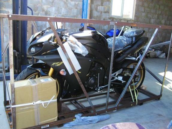 供应 雅马哈 YZF-R1 进口摩托车跑车