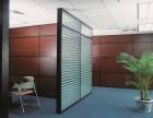 广州室内高隔间高隔墙玻璃隔断铝合金隔断工程