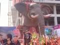 荆州百度机械大象出租 机械大象视频观看 机械大象租赁价格参考